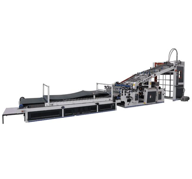 HL-A-IV Automatic Flute Laminator