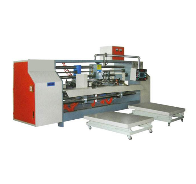 Semi-Automatic Stapler Machine (Double Pieces)