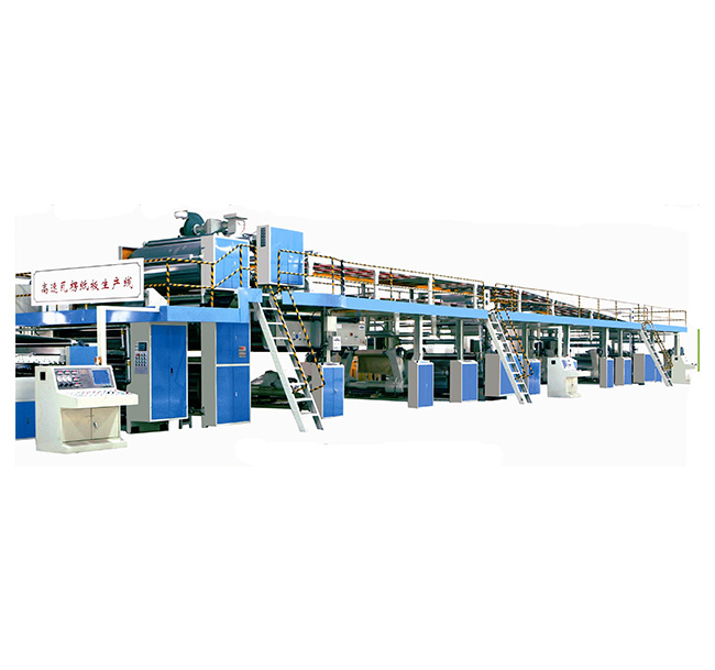 Corrugated Papaerboard Production Line 1600-2200