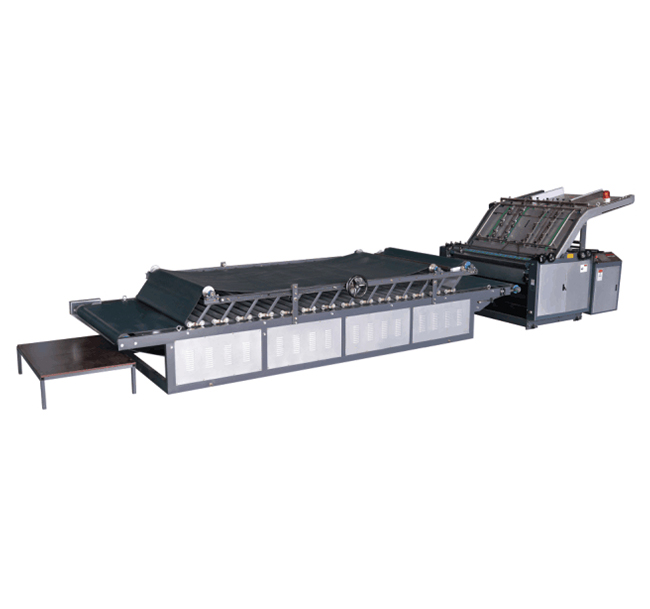 (Servo)Semi-automatic Laminator Machine Configuration
