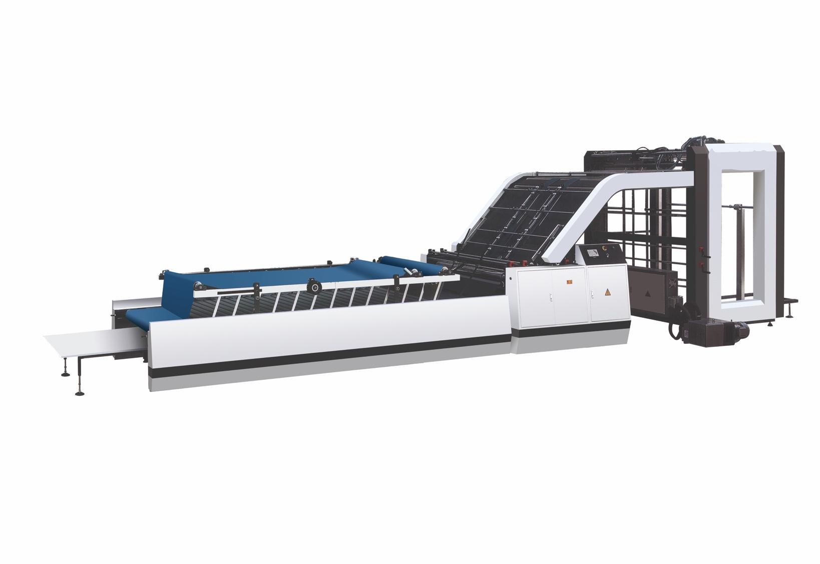 ZH-TM 1300 Automatic Flute Laminator Machine