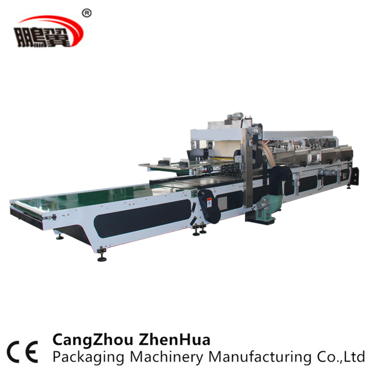 ZH-GY4D Auto Partition Machine Machine For Paperboard