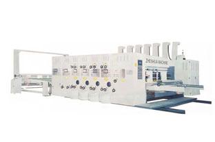 纸箱印刷机的静态维护