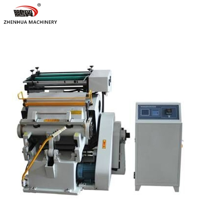 TYMB-930 High Quality Hot Foil Stamping Machine For Corrugated Box