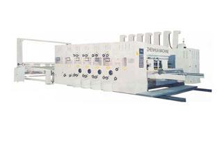 印刷机的静态维护方法